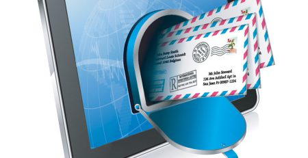 Digital Banner Ads With Direct Mail Campaign