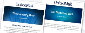 Marketing Newsletter