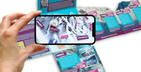 Direct Mail Marketing and Augmented Reality